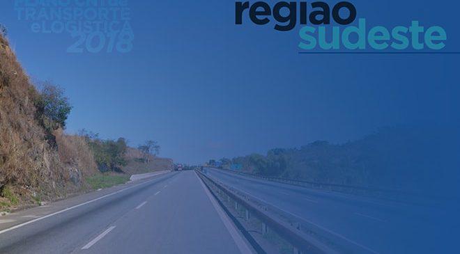 Transporte da região Sudeste necessita de investimentos de R$ 686,4 bilhões