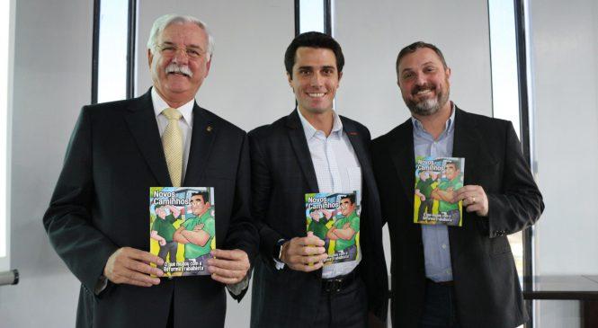 """SETCESP lança Gibi """"Novos Caminhos – O que mudou com a reforma trabalhista"""""""
