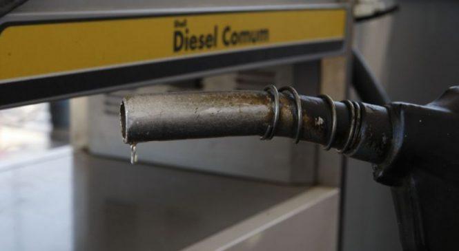 Litro do diesel é 11% mais barato na Região Sul do que na Região Norte, mostra levantamento da Ticket Log