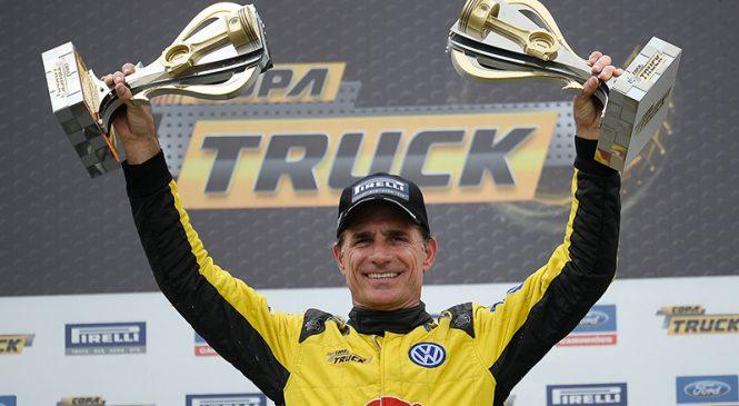 Giaffone vence as duas corridas em Buenos Aires