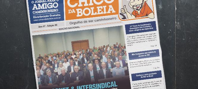80ª Edição Nacional – Jornal Chico da Boleia