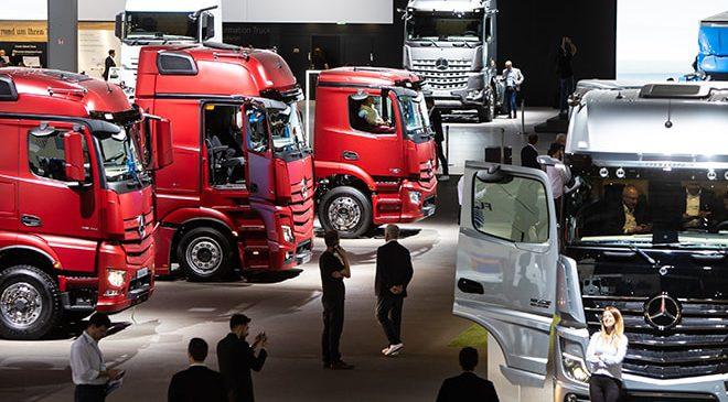 Apesar do cenário político, vendas de caminhões devem crescer