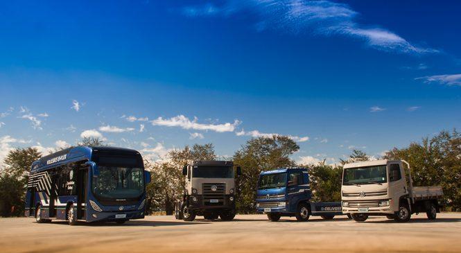 Volkswagen Caminhões e Ônibus entra em nova fase para revolucionar indústria de transportes