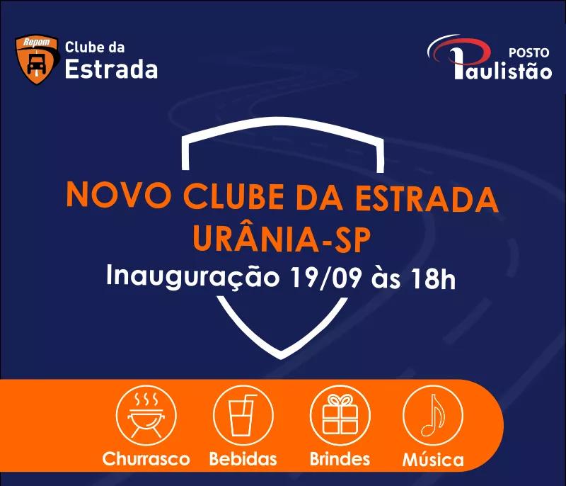 Repom inaugura 12ª unidade do Clube da Estrada em Urânia