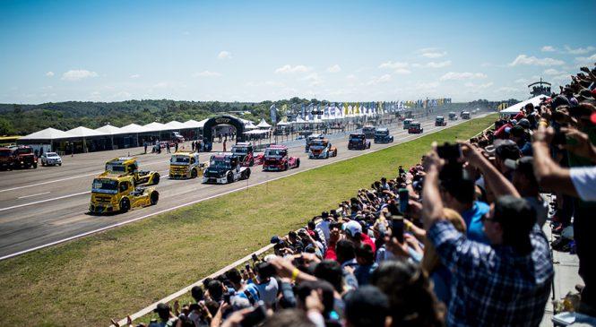 Copa Truck – Giaffone é campeão diante de 28 mil pessoas no Uruguai