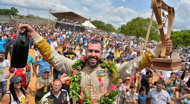 André Marques é campeão da Copa Sudeste em Curvelo