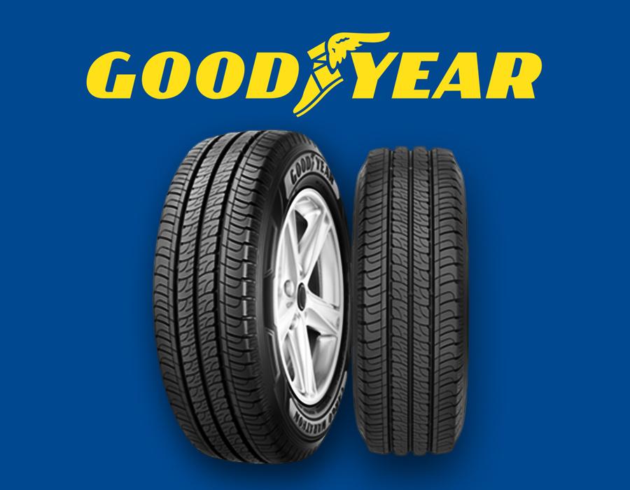 361a5a2290c A Goodyear lança no mercado brasileiro o pneu Cargo Marathon 2 para vans e  utilitários de luxo e de serviço. O pneu substitui o modelo G32 Cargo