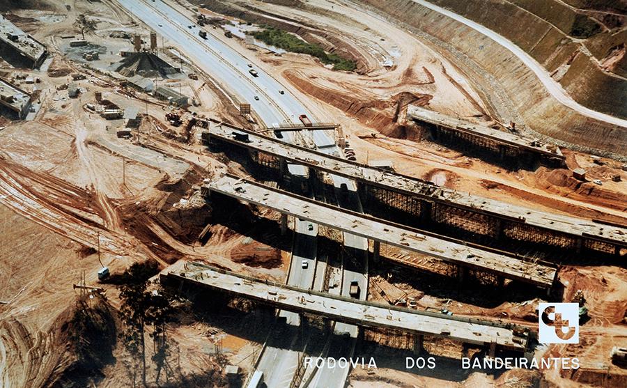 Rodovia dos Bandeirantes, a melhor do país, completa 40 anos neste domingo, 28