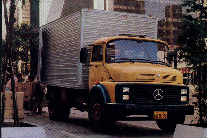Ícones das estradas: relembre os clássicos da Mercedes-Benz