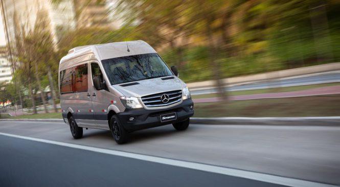 Mercedes-Benz lança edição limitada da Sprinter