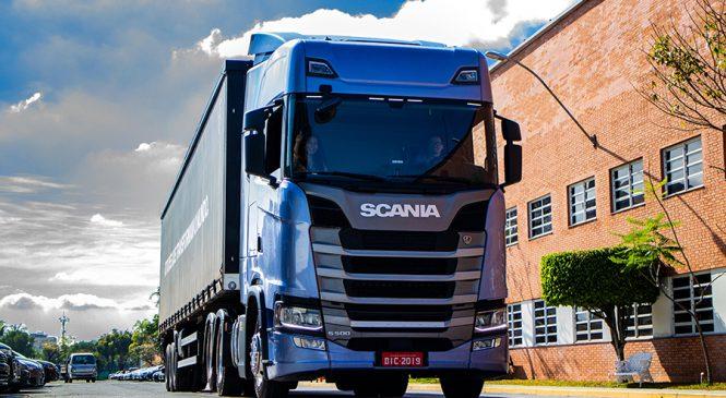 Nova geração de caminhões da Scania posiciona a empresa na vanguarda da sustentabilidade