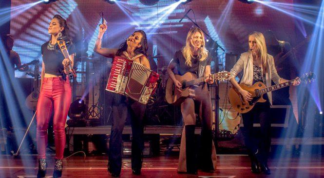 """Barra da Saia se apresenta em Itapira com o show """"A História da Mulher na Música Caipira"""""""