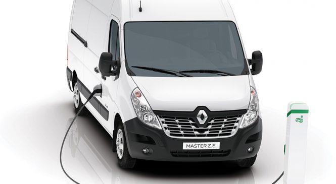 Renault e Brilliance lançarão três furgões elétricos na China