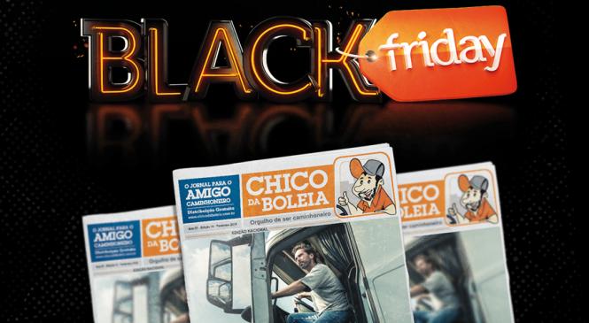 BLACK FRIDAY CHICO DA BOLEIA