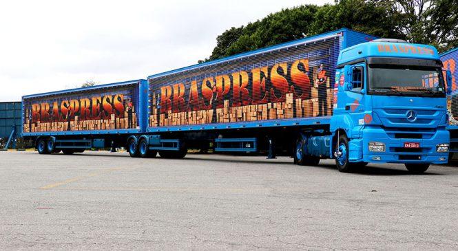 Braspress realiza investimentos em frota e na nova filial de Itabuna