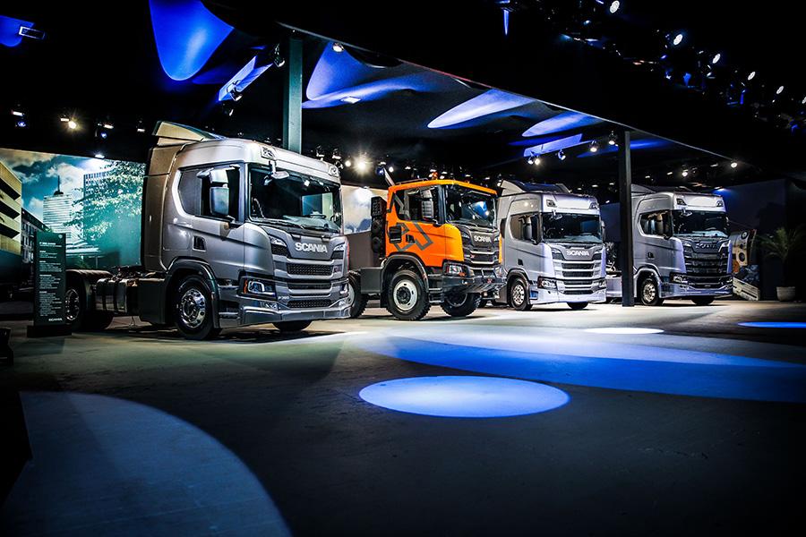 [VÍDEO] Nova Geração de caminhões Scania