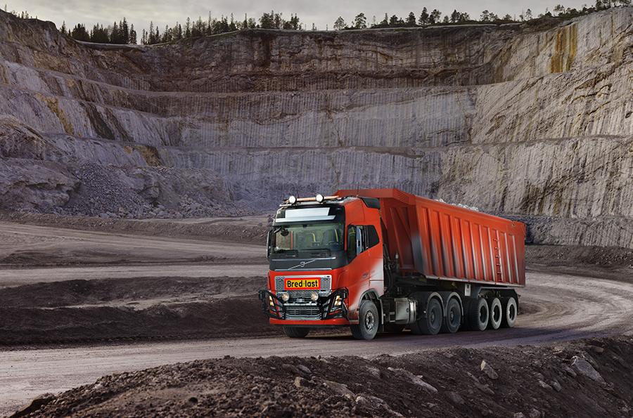 Volvo Trucks anuncia fornecimento de solução de transporte autônomo na Noruega