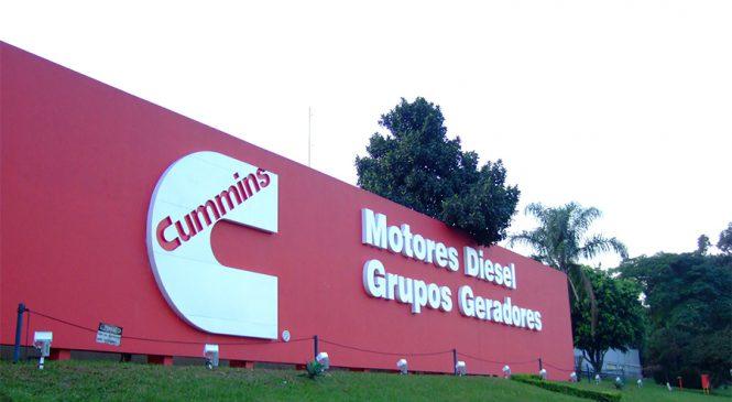 Cummins Brasil amplia qualidade de testes de motores da rede
