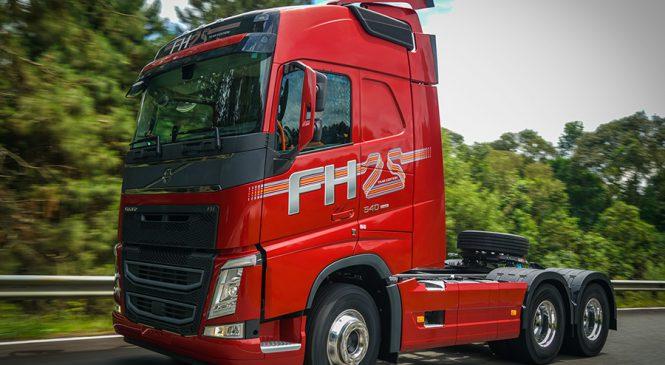 Volvo contrata funcionários para aumentar produção do caminhão FH