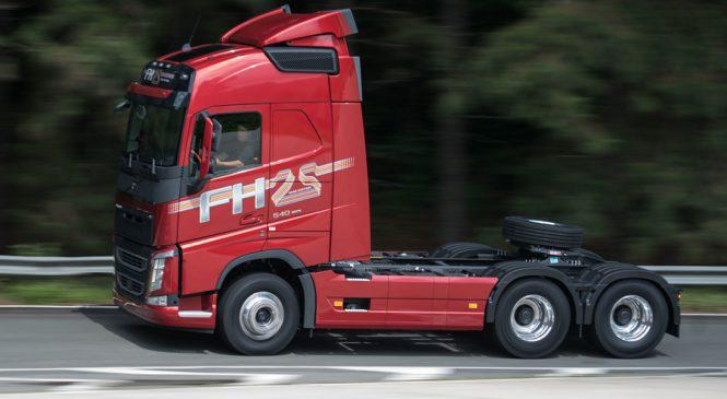 Série Especial Volvo FH 25 anos chega ao Brasil