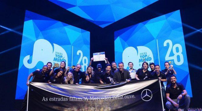 Pesquisa Datafolha mostra Mercedes-Benz como marca de caminhões mais lembrada pelos brasileiros