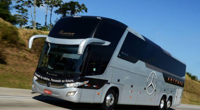 Mercedes-Benz recebe Prêmio AutoData 2018 pela inovação em tecnologias para ônibus
