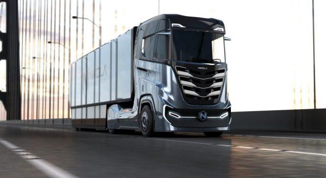 Nikola promete mais um caminhão a hidrogênio
