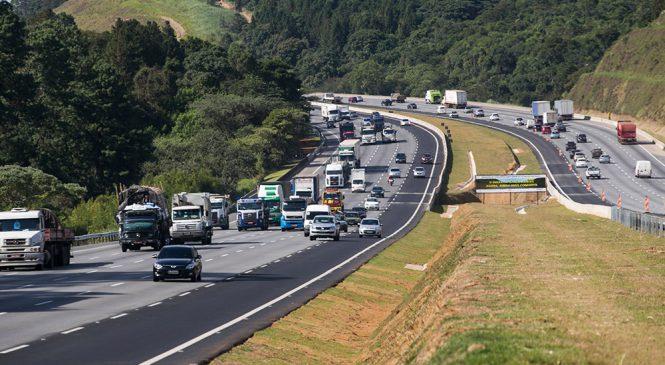 Feriado prolongado deve movimentar 350 mil veículos nas rodovias da Arteris Intervias