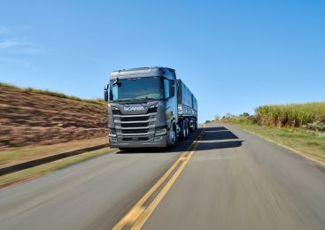 Scania vende 300 caminhões para cliente AMAGGI