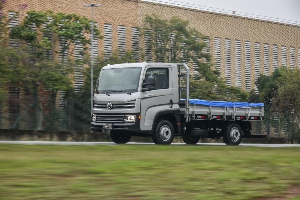 VW Caminhões e Ônibus lança projeto locação para o Delivery Express