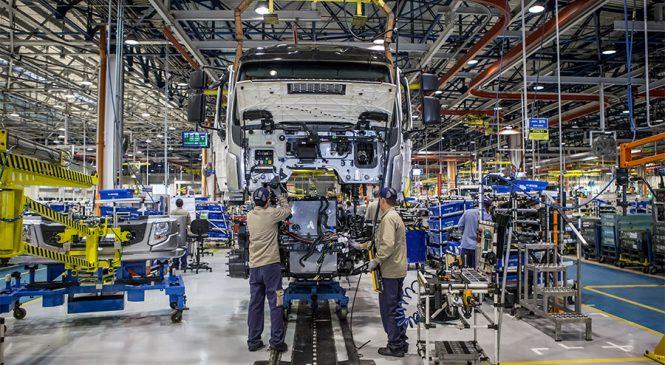 Volvo é novamente a melhor empresa para trabalhar no setor automotivo