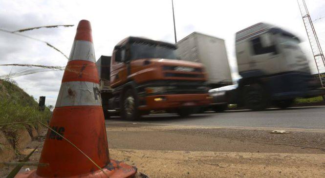 Entidades se posicionam de maneira contrária à paralisação dos caminhoneiros
