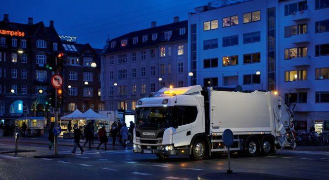 Scania desenvolve caminhão a célula de combustível