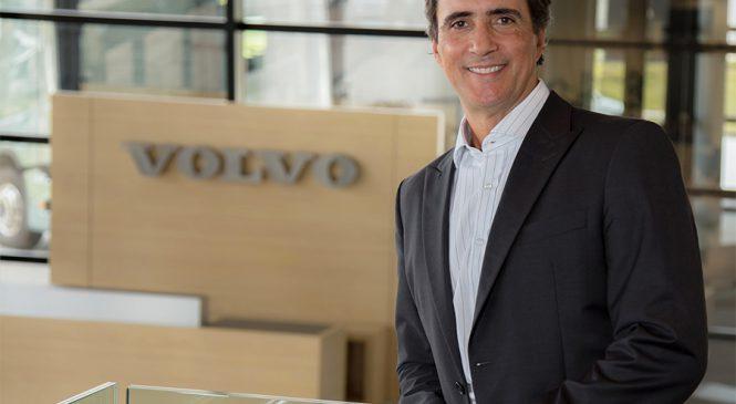 Alcides Cavalcanti é o novo Diretor Comercial de Caminhões da Volvo