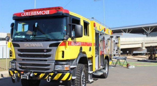 A Triel-HT utiliza transmissões Allison nos seus veículos especiais para aeroportos.