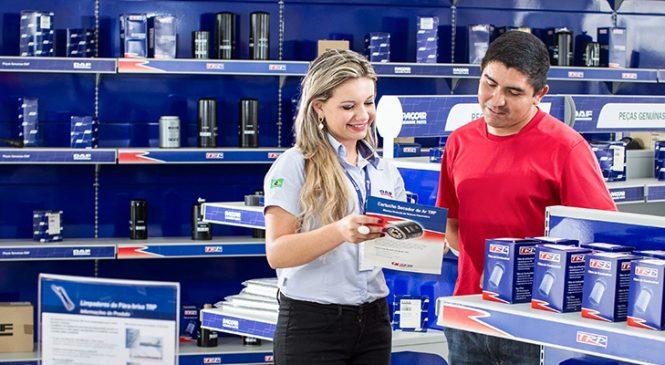 PACCAR Parts é pioneira com supermercado de peças de caminhões no Brasil