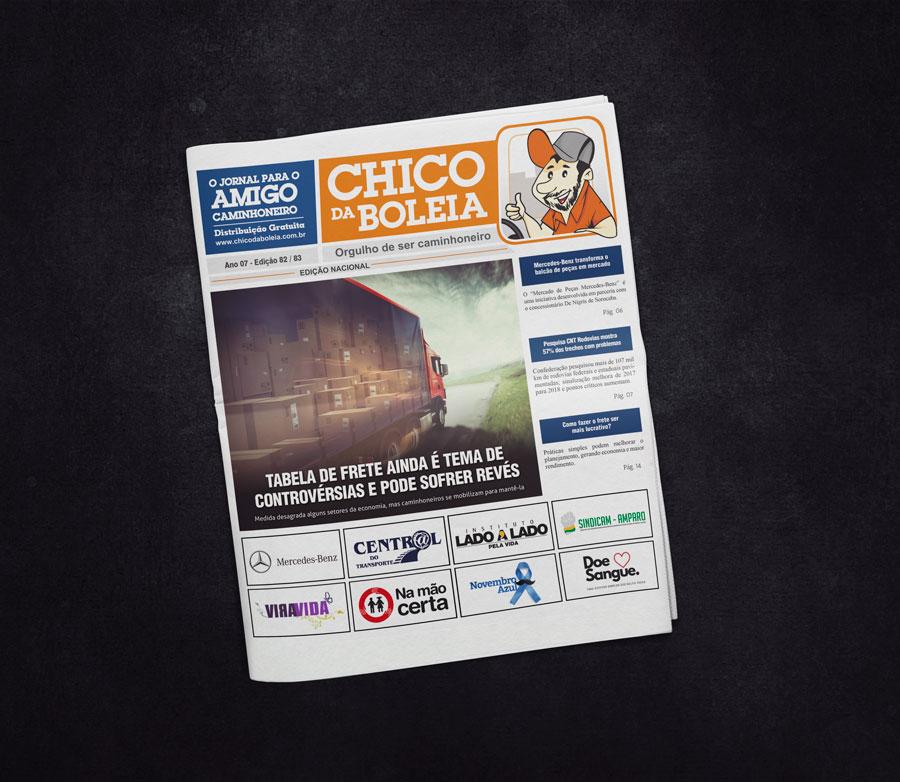82ª / 83ª Edição Nacional – Jornal Chico da Boleia