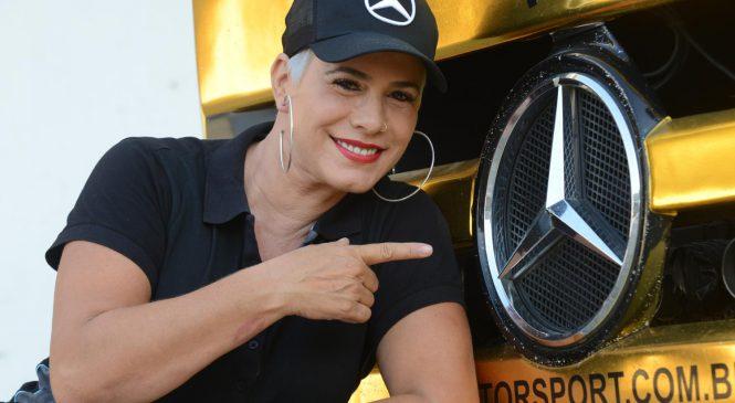 AM MotorSport confirma Débora Rodrigues para a temporada 2019 da Copa Truck