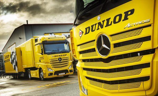 Dunlop começa a produzir no País pneus para veículos pesados