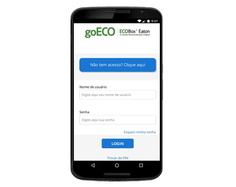 EATON lança aplicativo para orientar mecânicos na avaliação de caixa de câmbio remanufaturada