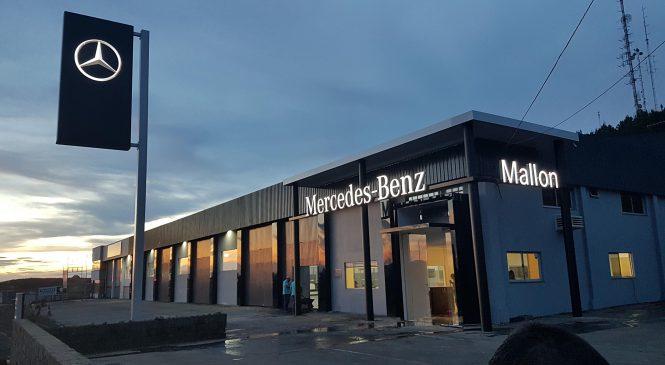 Mercedes-Benz e grupo Mallon ampliam participação na Serra Catarinense