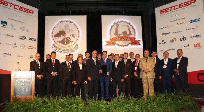 SETCESP celebra posse de nova diretoria e comemora aniversário de 83 anos