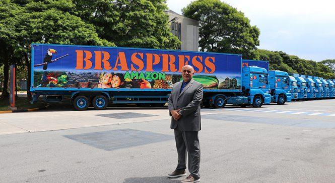 Braspress inicia operações rodofluvial na Amazônia