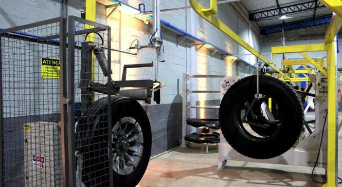 Empresa de reforma de pneus maranhense inaugura moderna unidade trazendo a força da bandeira Vipal Borrachas