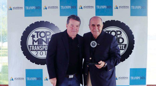 Braspress recebe prêmio Top of Mind 2018