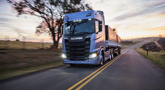 Scania prevê alta nas vendas de caminhões, ônibus e serviços em 2019