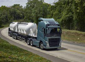 Vendas de caminhões Volvo crescem e FH é o caminhão mais vendido do Brasil