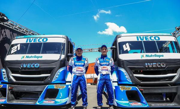 Nova equipe da Copa Truck, Usual Iveco Racing mescla sonhos e responsabilidades
