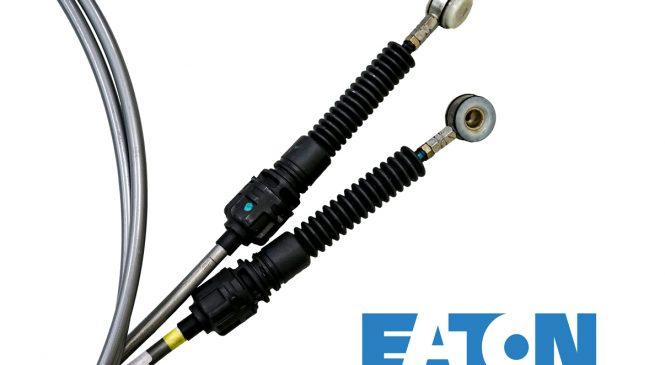 EATON lança linha com 70 modelos de cabos de comando para veículos com transmissão manual