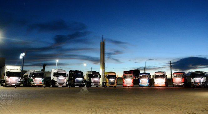 Mercado de caminhões e ônibus cresce 61,2% nos primeiros dois meses do ano.